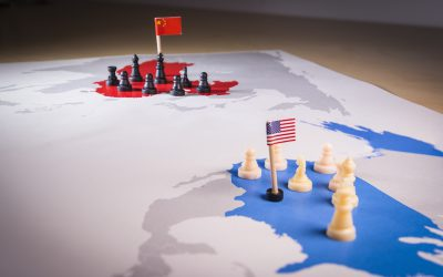 USA vs Chiny. Nieuniknione zaskoczenie.